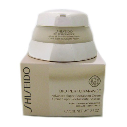 ance Advanced Super Revitalizing Cream 75ml/2.6oz by Shiseido (Super Revitalizing Cream)