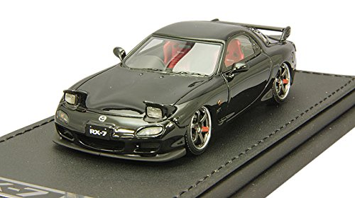 1/43 Mazda RX-7 FD3S Type RS TE37 Type Wheel(ブラック) IG0272