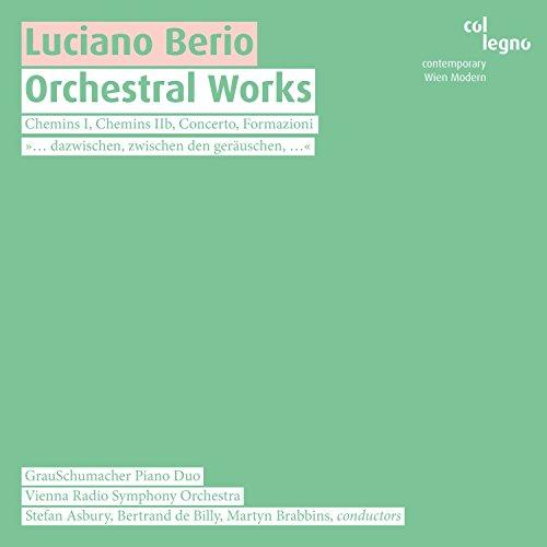 Luciano Berio: Orchestral -