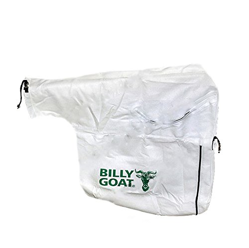 Genuine Replacement Felt Vacuum Bag for Leaf Vacuums / -S - Billy Goat 800730