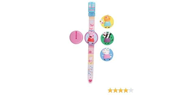 Peppa Pig PEP41 - Reloj infantil: Amazon.es: Relojes