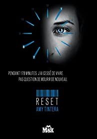 Reboot, tome 2 : Reset par Amy Tintera