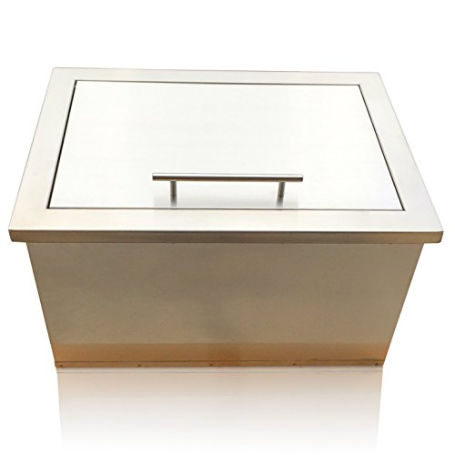 Compare price to outdoor kitchen ice bin for Drop in cooler for outdoor kitchen