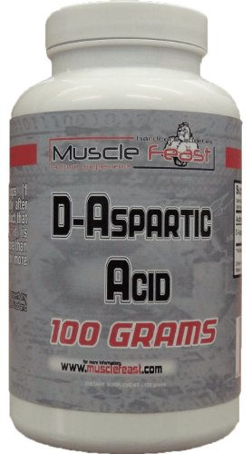 D-acide aspartique 100g