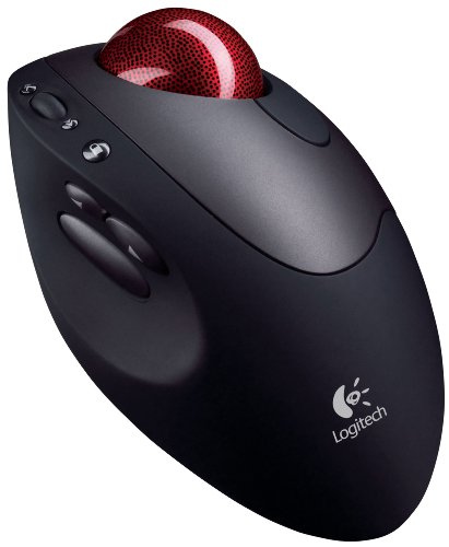 LOG9043690403 - LOGITECH, INC. Optical TrackMan Cordless Mouse