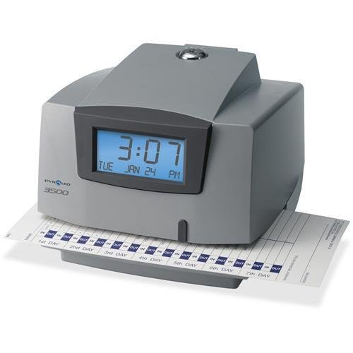 (PTIM3500 - Pyramid M3500 Electronic Document Time Recorder )