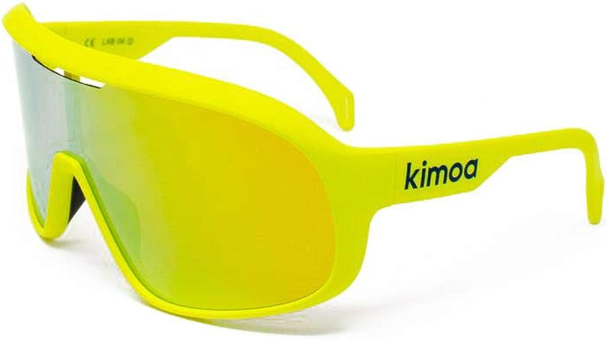 Kimoa Lab Gafas LAB negra Unisex adulto