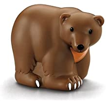 Fisher Price - Little People Zoo Talkers, Bear - Adorable, Interactive