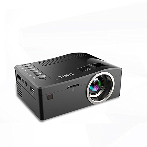 SZDLDT Mini Portable Projector LED proyector Video New Home theater pico projecteur Movie Video Player videoprojecteur for laptop