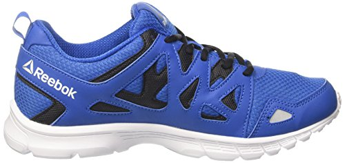 Reebok Bd2185, Zapatillas de Trail Running para Hombre Azul (Awesome Blue / Lead / White)