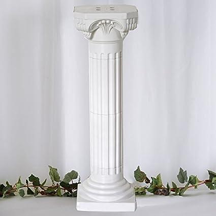 Amazon Efavormart 4 Pillarsset 3ft Tall Roman Decorative