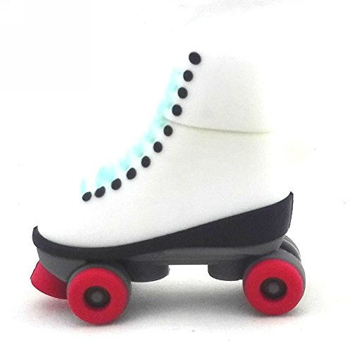 Aneew 16GB Red Pendrive Roller Skate Skating Shoes...