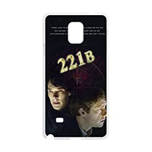 221 B Hot Seller Stylish Hard Case For Samsung Galaxy Note4
