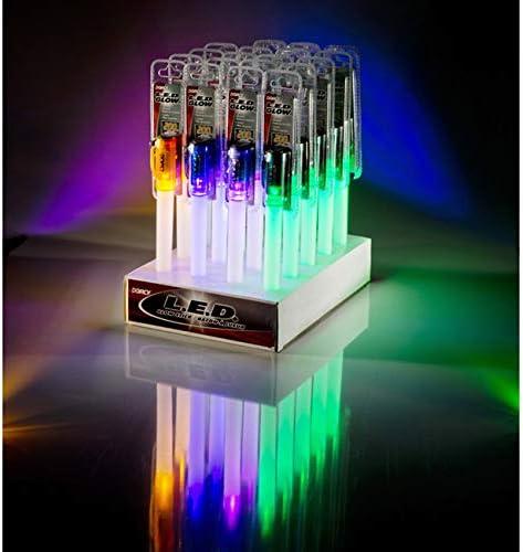 Dorcy 41-6407 DEL Glow Stick couleurs assorties