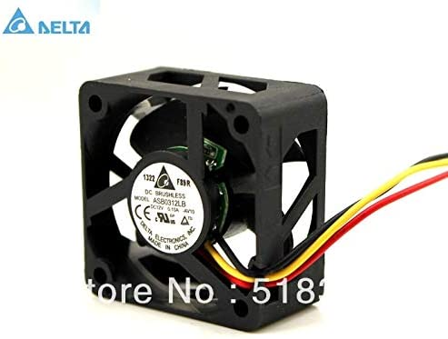 Original for delta ASB0312LB the 3cm 3015 331.5CM 303015MM fan 12V 0.10A with small fan cooling fan
