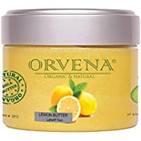 Shea Butter with Lemon Oil (Smooth, Natural, Organic, Pure, & Premium Grade) 150 ML