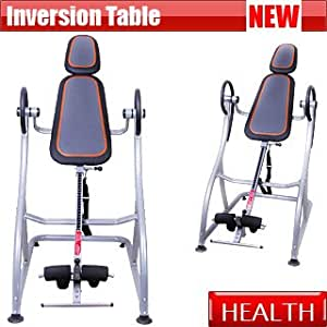 Gravity Inversion table & Therapy table & Gravity Machine New 22