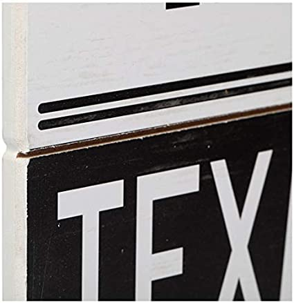 Open Road Brands NCAA Wood Wall D/écor