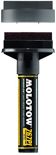 Molotow Cocktail Masterpiece Speedflow Marker, 60mm, Copper Black, 1 Each (767.000)