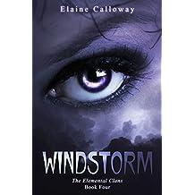 Windstorm (The Elemental Clan Series Book 4)