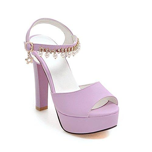 audaces tamaño El purple femenino moderno expuesta ultra con con código verano de correa sandalias O66twx
