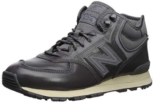 New Balance Men's Iconic 574 Sneaker, Castlerock, 10 D US