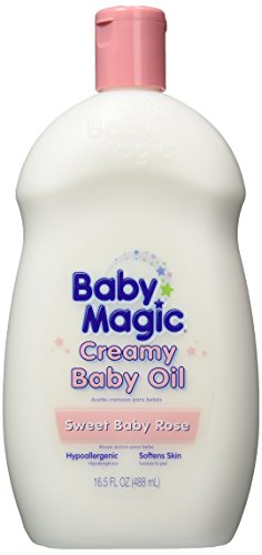 baby oil lotion - 1