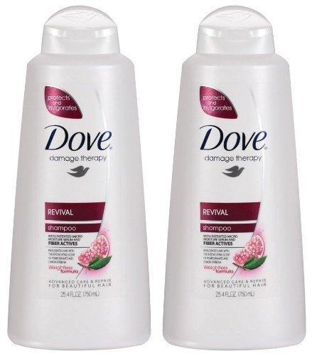 Amazon.com : Dove Damage Therapy Revival Conditioner, 25.4