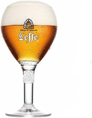 Leffe Cerveza Glass Vaso de Cerveza 33CL