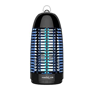Mosquito Killer Lamp, Electric Fly Bug Zapper Insect Pest Control Repeller Catcher with UV Light Trap, Portable for…