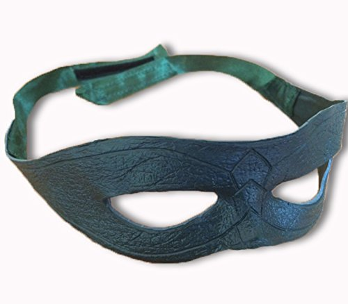 The Cosplay Company Green Arrow Eye Mask (Lantern Costume Hoodie Green)