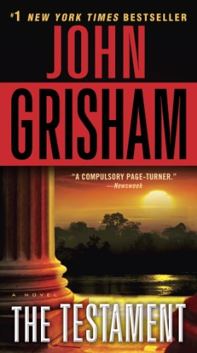 The Testament: A Novel (John Grisham's Best Novels)