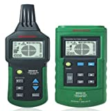 K&A Company Metal Pipe Locator Detector Wire Cable Tester Tracker Mastech Underground Ac Dc Professional Line Portable Fit