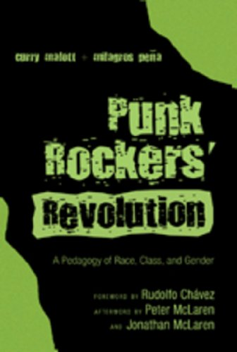 Punk Rockers' Revolution: A Pedagogy of Race, Class, and Gender (Counterpoints)