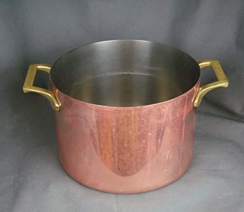 Paul Revere Signature Copper Stock Pot - 3 Qt. NO LID