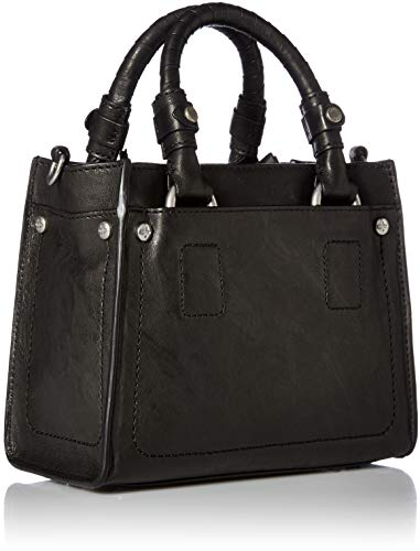 cc762dd28 Amazon.com: FRYE Demi Mini Crossbody Satchel, black: Clothing