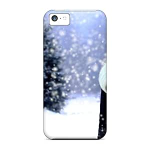 Hot CDvmeCL651GOPFe Winter Girl Tpu Case Cover Compatible With Iphone 5c
