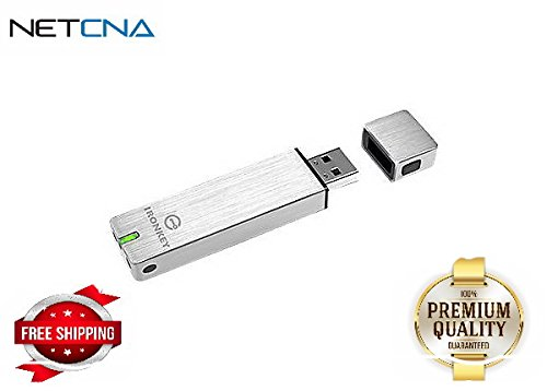 4 Gb Enterprise Usb - IronKey Enterprise S250 - USB flash drive - 4 GB - By NETCNA