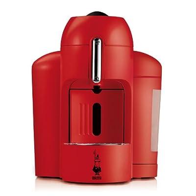 Bialetti Mini Express machine (rouge Pod system 20 Capsules Expresso Bar) 19 cm