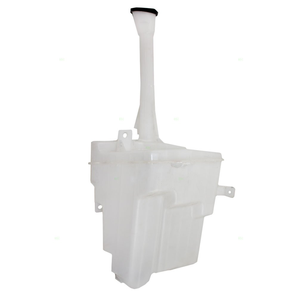 Windshield Washer Fluid Reservoir Bottle Tank with Cap /& Pump Replacement for Toyota Corolla Matrix 8511033050