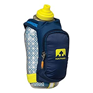 Nathan SpeedDraw Plus Insulated Flask, Estate Blue, One Size