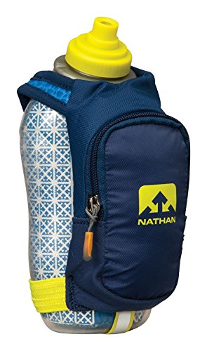 Nathan 4851NEU SpeedDraw Plus Insulated Flask, Estate Blue, One Size