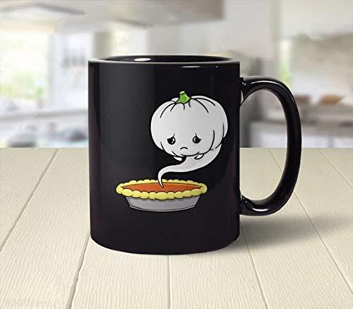 Halloween Mug, Halloween Gift Idea, Funny Coffee Mug, Cute Halloween Decor, Cute Ghost Mug, Halloween Decoration, Cute Coffee Mug, Silly Mug