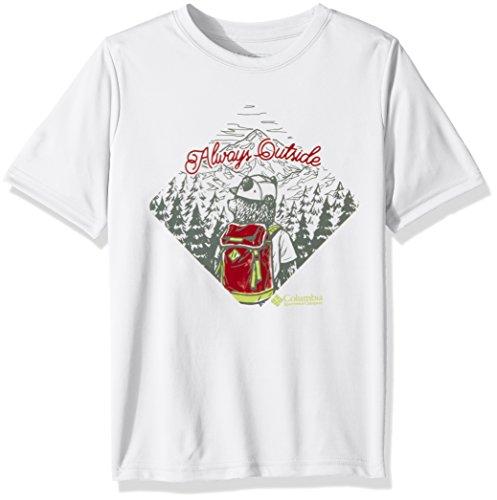 Columbia Boys Always OutsideShort Sleeve Shirt
