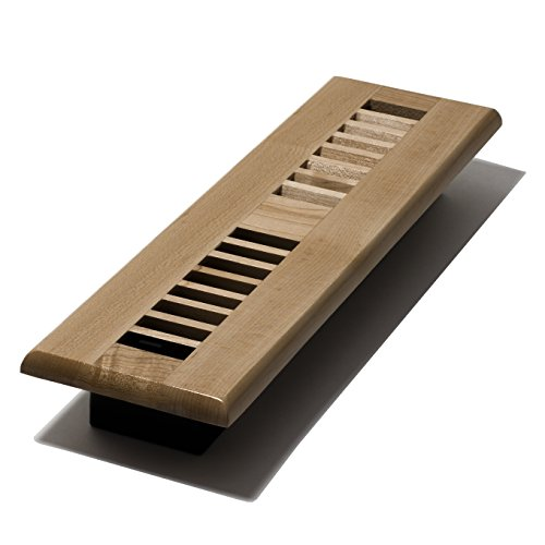 - Decor Grates WML212-N 2-Inch by 12-Inch Wood Floor Register, Natural Maple