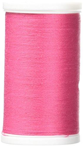 Coats: Thread & Zippers Dual Duty XP General Purpose Thread, 500-Yard, Hot Pink (Yd Spools 1500)