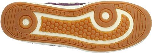 Nuovo Equilibrio Herren 300 Rot Sneaker In Camoscio (gelso Scuro)