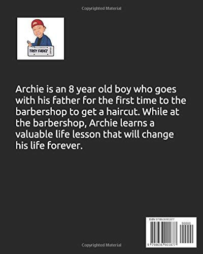 Archie Goes To The Barbershop