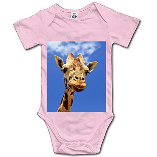 KSLIDS Baby Clothes Giraffe Cool Shirt Bodysuit