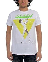 Freddy Sings Men's White T-Shirt